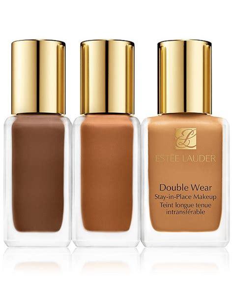 estee lauder foundation colors est 233 e lauder wear foundation collection reviews