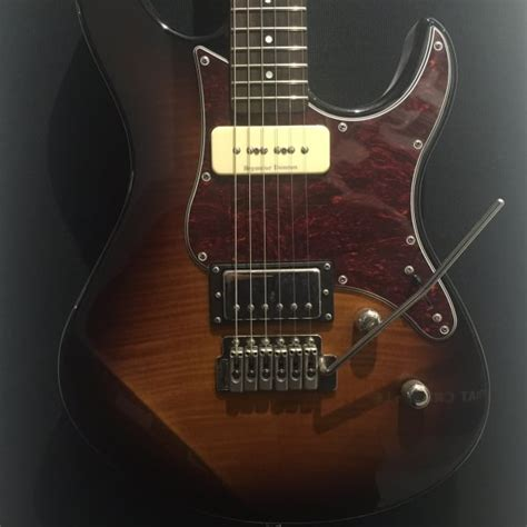 yamaha pacifica 611 yamaha pacifica 611 vfm root pre owned