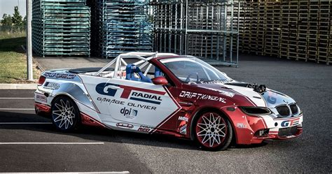 Anyone Can Buy This 1200HP BMW Drift Car Build Out Of France