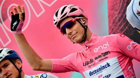 George bennett a 2 min 9 s 7 no olvides leer: Joao Almeida, líder de la clasificación general del Giro de Italia   KienyKe