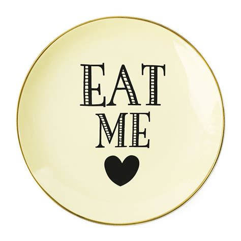 where to buy dishwasher buy miss étoile 39 eat me 39 ceramic plate amara