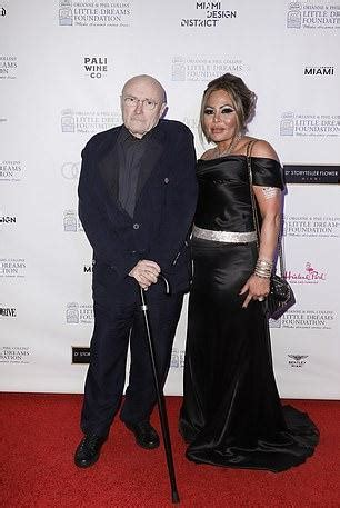 Singer Phil Collins Ex-Wife Humiliates Him In Florida ...