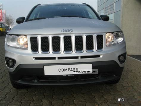 jeep compass limited sunroof 2012 jeep compass limited 4x4 crd 2 2i navi sunroof car
