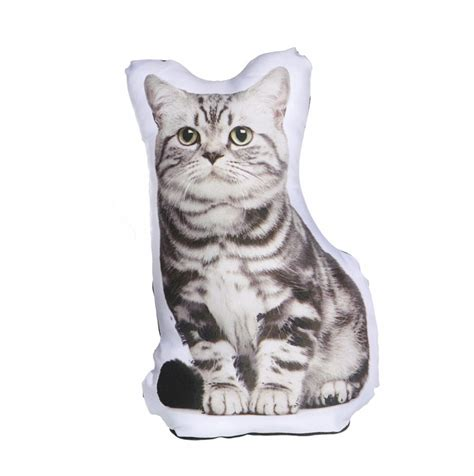 cuscini gatto pet cushion gatto cuscino a forma di gattino