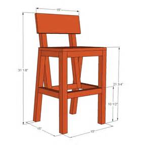 Baby High Chair Dimensions ana white harriet higher chair diy projects