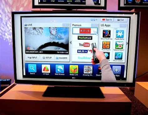 Google Who? Lg Launches App Platform For Tvs
