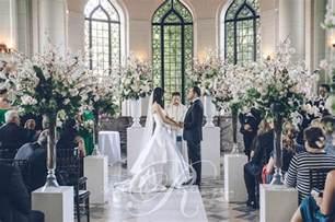 ceremony wedding ceremonies wedding decor toronto a clingen wedding event design