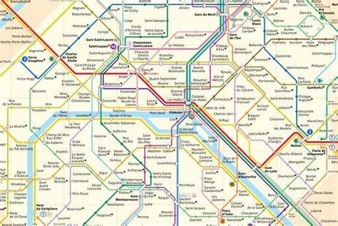 bien organiser sa cuisine lignes du réseau de métro parisien