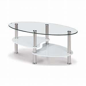 Table Basse En Verre Ikea : table basse en verre tremp ovale opunake achat vente table basse table basse en verre ~ Teatrodelosmanantiales.com Idées de Décoration