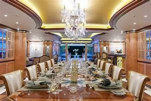 Yacht De Luxe Interieur : mighty and opulent solandge yacht luxury topics luxury portal fashion style trends ~ Dallasstarsshop.com Idées de Décoration