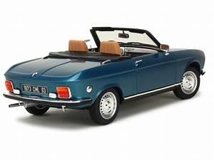 304 Peugeot Cabriolet : peugeot 304 cabriolet 1973 cult 1 18 autos miniatures tacot ~ Gottalentnigeria.com Avis de Voitures