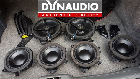 volvo  dynaudio speakers pa premium sound hu