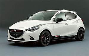 First Tuned Mazda2 and CX 3 Revealed Ahead of Tokyo Auto Salon 2015 autoevolution