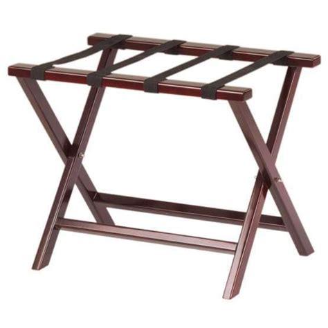 porte valise chambre mobilier table porte valise pour chambre