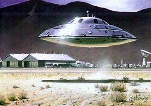 Area 51 Alien Spacecraft (page 3) - Pics about space
