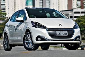 Avalia U00e7 U00e3o  Peugeot 208 Griffe 1 6 At Vai Bem Na Cidade