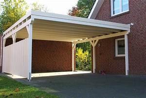 Carport Aus Holz : carport holz flachdach mu92 hitoiro ~ Whattoseeinmadrid.com Haus und Dekorationen