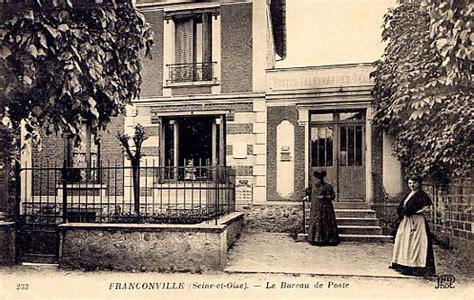 l ancienne poste de franconville photimages d hier et d aujourd hui