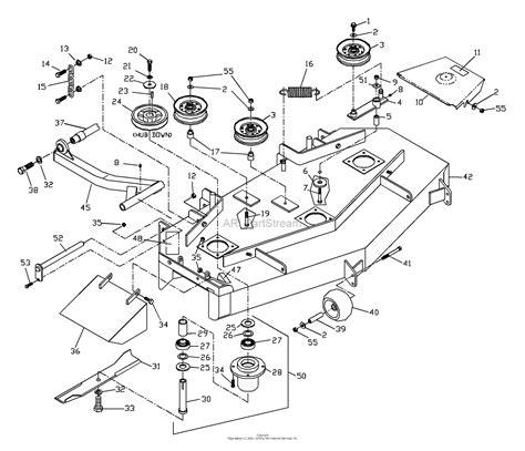 Husqvarna Zthkw Parts Diagram For