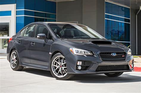 2016 Subaru Wrx Sedan Pricing