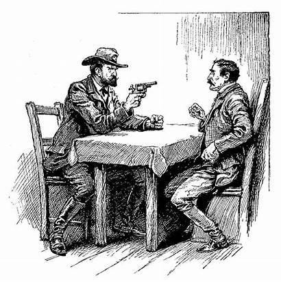 Western West Clip Illustrations Illustration Lawmen Outlaw