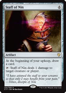 Oloro Ageless Ascetic Commander Deck by Upgrading Oloro Ageless Ascetic Esper Commander By Ru