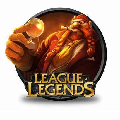 Legends League Gragas Icon Esq Nasus Icons