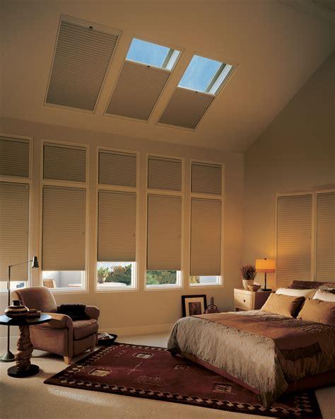 skylight window shades drapery connection