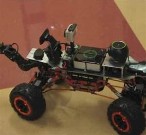 Homemade RC Mars Rover - Pics about space