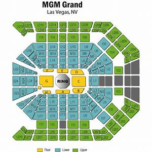 Mgm seating chart httpwwwticketseatingcomseatsmgm grand for Mgm grand garden arena seating