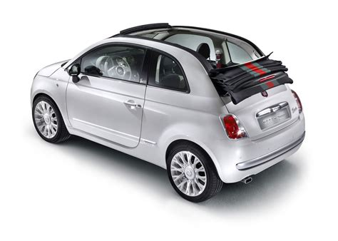 Fiat 500 Gucci Edition by 2013 Fiat 500 And 500c Gucci Edition For U S Market