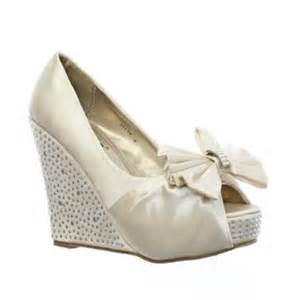 wedding shoe wedges wedge wedding shoes wedding shoes