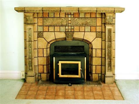 antique fireplace tiles for sale 64 best batchelder tile fireplaces images on