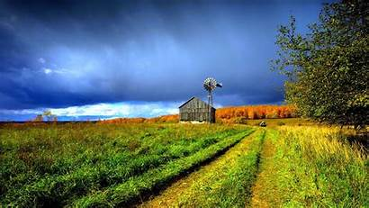 Rural Wallpapers Scene Farm Autumn 1080p Landscape
