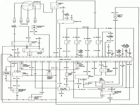 Jeep Tj Radio Wiring Diagram by Pcm Wiring Diagram Chrysler Pacifica Wiring Forums