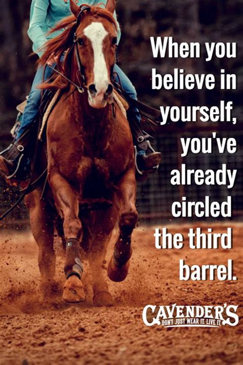 Barrel Racing Quotes Interesting Best 25 Ideas About Barrel Racing Quotes  Find What You'll Love