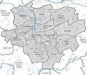 Google Maps Dortmund : stadt dortmund bezirke stadtteile liste karte plz ~ Orissabook.com Haus und Dekorationen