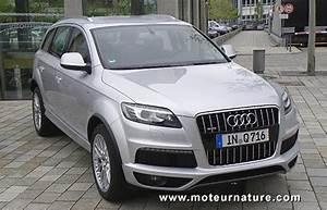 Audi A4 Hybride : audi a valid le q7 hybride rechargeable ~ Dallasstarsshop.com Idées de Décoration