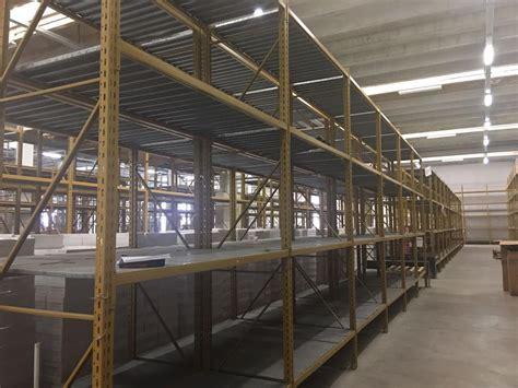 scaffali portapallets scaffale portapallets scaffali usati bologna