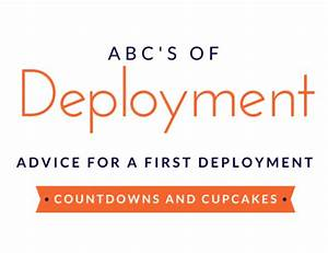 When You're... First Deployment Quotes
