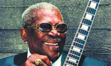 BB.King, o 'rei do blues', faz show em São Paulo - Diário ...