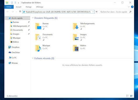comment faire apparaitre les icones sur le bureau comment créer un raccourci d 39 une modern app sous windows 10