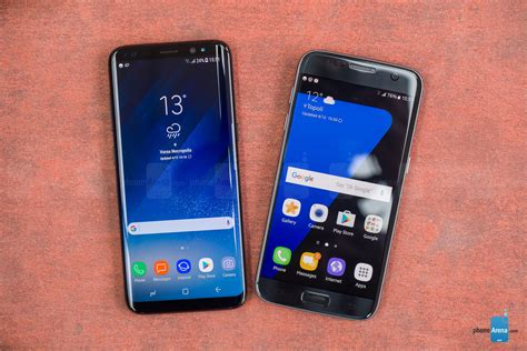 samsung review samsung galaxy s8 review phonearena