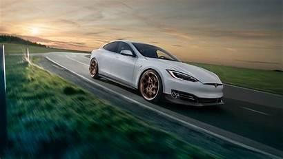Tesla 4k Novitec Wallpapers Hdcarwallpapers