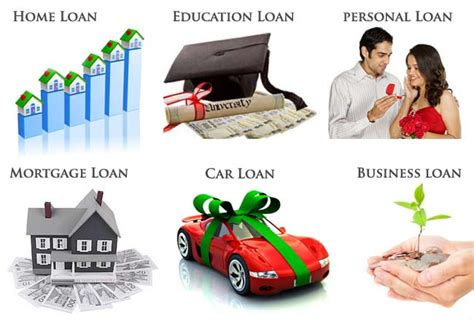 Different Types Of Loans Provided By Banks » Loan Types