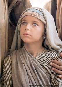 Mary with Child Jesus in Nazareth