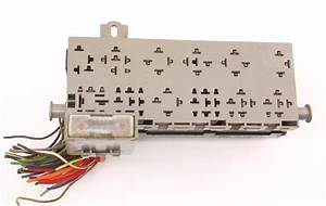 Dash Relay Panel Block 85