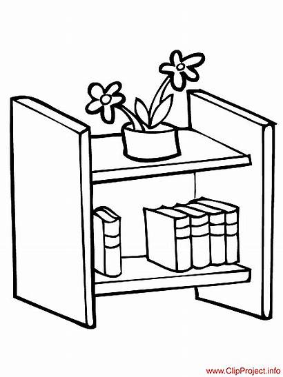 Coloring Bookshelf Pages Colouring Sheet Title Sheets