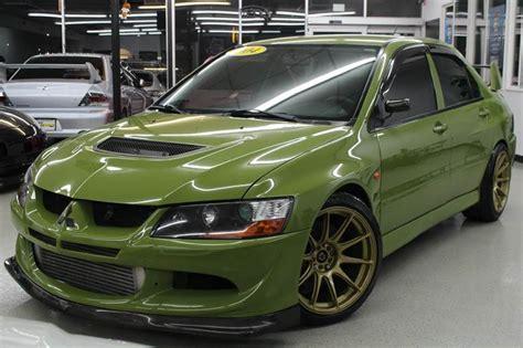 Green Mitsubishi by Green Mitsubishi Mitsubishi Car