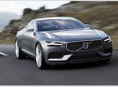 2013 Volvo Coupe Concept Review & Pictures